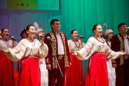 """Областной фестиваль национальных культур """"Венок дружбы"""""""